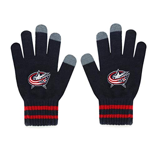 e Jackets Male Sportsman Touch Gloves, Navy, Men's ()
