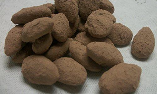 Cocoa Dusted Almonds - Dark Chocolate Almonds Cocoa Dusted