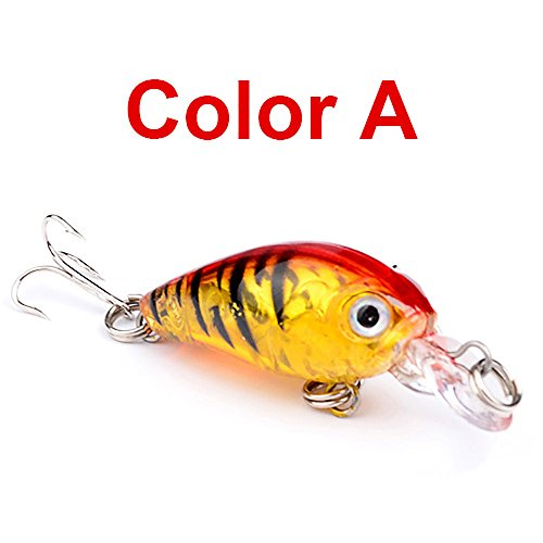 - Glumes Fishing Lures Shallow Deep Diving Swimbait Crankbait Fishing Wobble Multi Jointed Hard Baits for Bass Trout Freshwater and Saltwater