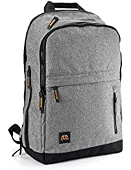 MOS Pack, The Backpack You Plug In to Charge Everything, Granite,, laptop, tablet, and phone pockets with cable...