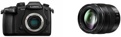 PANASONIC LUMIX GH5 Body 4K Mirrorless Camera with Battery Grip