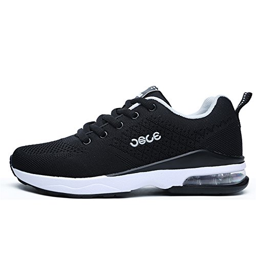 Adultes Santimon Up Aptitude Unisexe Gris Antichoc Yoga Low Gym Décontractée Lace Baskets Femmes Exercice D'air Sports Antidérapant Top Sneakers Coussin ZZBrwqE