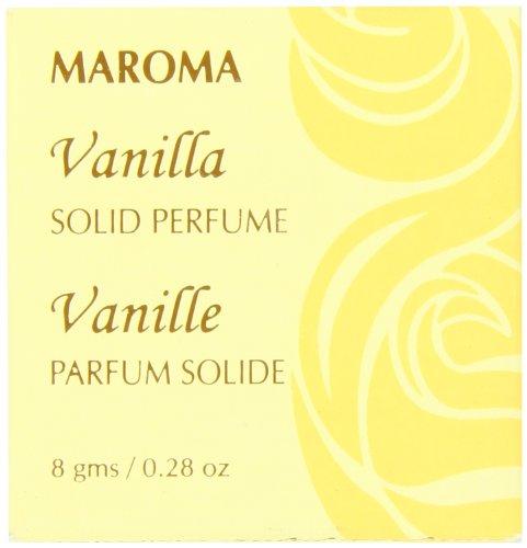 Maroma твердые духи, ваниль, 8 грамм