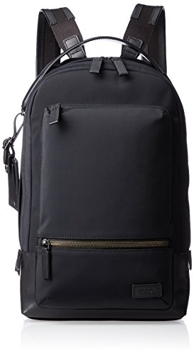 Tumi Harrison Winsor Backpack, Black Nylon