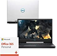 Notebook Gamer Dell G5-5590-A73B 9ª Geração Intel Core i7 16GB 512GB SSD Placa Vídeo NVIDIA GTX 1660Ti 15.6