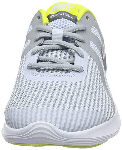 Fitness Multicolore Gris Fonc Garons De Nike gris 011 gs Chaussures Wolf 4 Football Revolution TqCwxS