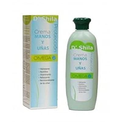 Crema Manos y Uñas Omega-6 250 ml de D'Shila