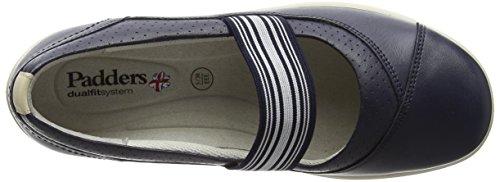 Padders Women's Jade Mary Jane Blue (Navy) KWG61kt