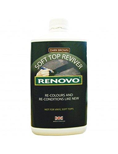 Soft Top Reviver/brown 1 Litre RENOVO RHRBRO1124