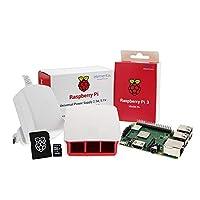 UCreate Raspberry Pi 3 Model B+ Desktop-Starter-Kit (16 GB, weiß)