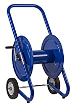 Coxreels 117-3-200-DM Dolly-Mount Hose Reel with Wheels, 4,000 PSI, Hold 3/8