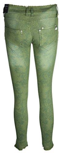 Stella Fortuna Donna Di Jeans Pantaloni Da Glücksstern Verde Colore Petra vAXqTdxTnw