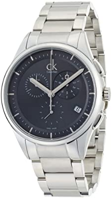 Calvin Klein Basic Men's Quartz Watch K2A27107