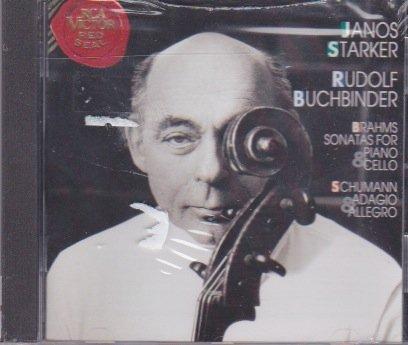 Brahms : Cello Sonatas op 38, 79; Schumann Adagio & Allegro op 70 (RCA)