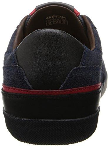Geox U Box - Zapatillas Hombre Dark Navy c4021