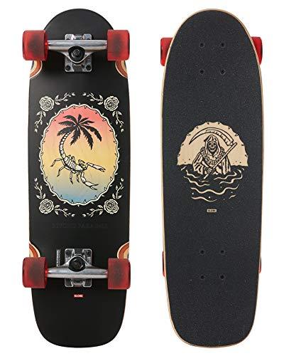 Globe Skateboards Outsider Cruiser Skateboard Complete, from Beyond, 27