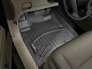 Amazon Com 2009 2013 Honda Pilot Black Weathertech Floor