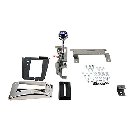 B&M 80688 Console QuickSilver Automatic (Camaro Automatic Console)