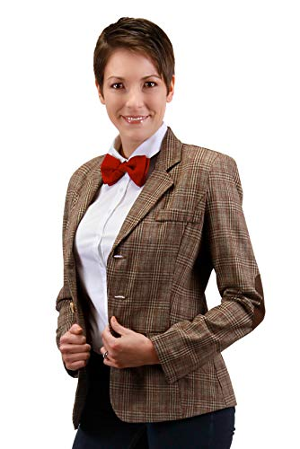 elope Dr. Who Eleventh Doctor Jacket Womens S/M]()