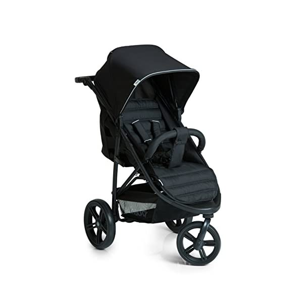 Hauck Rapid Passeggino 3 Ruote Reclinabile, Piegatura Compatta, per Bambini dalla Nascita fino a 15 kg 5 spesavip