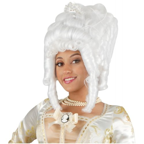Marie Antoinette Wig Costume Accessory - Marie Adult Wig