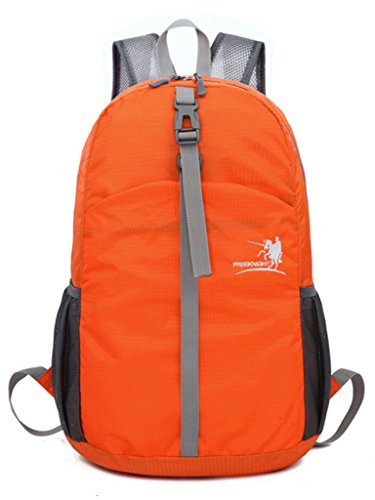 YouNuo Lightweight Packbale Backpack Sports Travel Waterproof Organizer 30L
