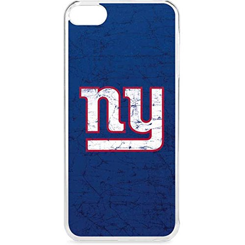 NFL New York Giants iPod Touch 6th Gen LeNu Case - New York Giants Distressed Lenu Case For Your iPod Touch 6th Gen by Skinit