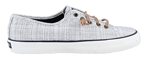 outlet buy Sperry Top-Sider Women's Pier View Core Navy/Linen free shipping classic ost release dates outlet sale rwotu0NhT