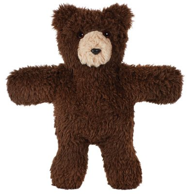 Vermont Teddy Bear   Travel Buddy Bear  14 Inches  Chocolate