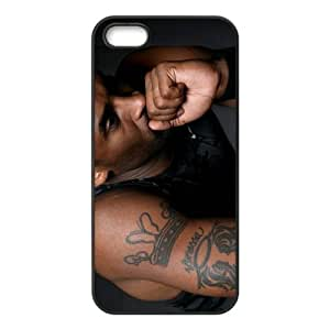 Fashionable Designed iPhone 5/5s TPU Case with LA Lakers Kobe Bryant Image-by Allthingsbasketball