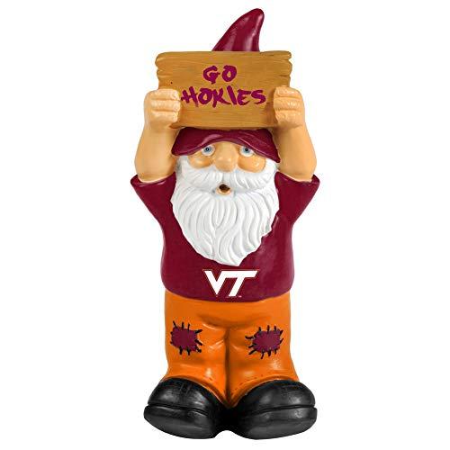 (Elite Fan Shop Virginia Tech Hokies Garden Gnome -)