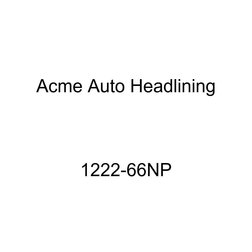 1950 Oldsmobile 88 2 Door Hardtop 6 Bows Acme Auto Headlining 1222-66NP Blue Replacement Headliner