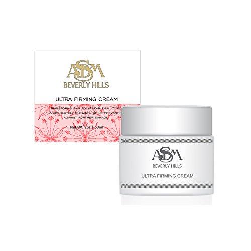 Face Lift Cream- Firming Face Cream 2oz, Matrixyl 3000, Peptides, Argireline, Hyaluronic Acid | Asdm Beverly Hills