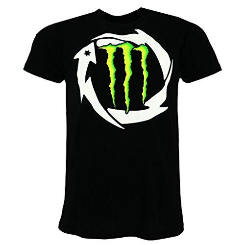 a3853fa6 Jorge Lorenzo 99 Moto GP Monster Energy T-shirt Official 2018