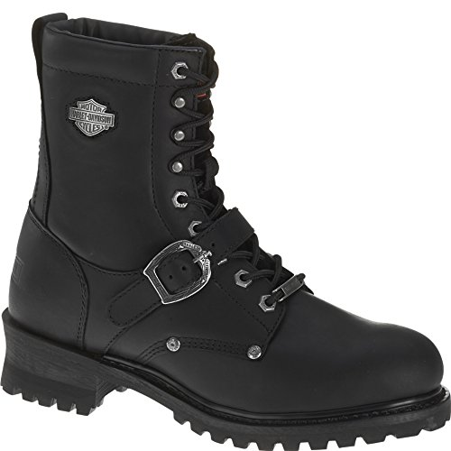 Riding Boots Motorcycle Mens - 4