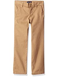 The Children's Place girls My Favorite Skinny Uniform Pant