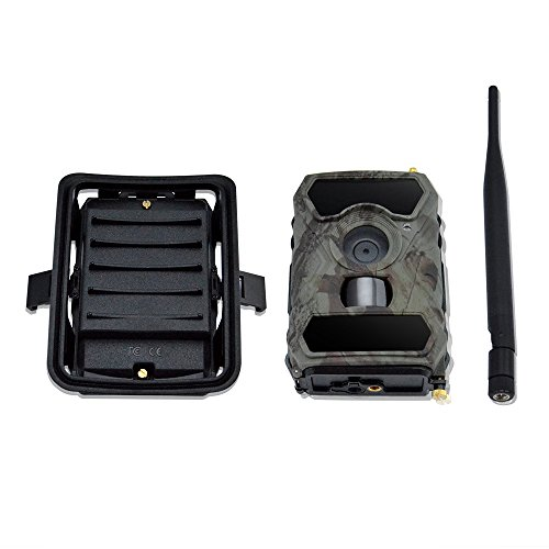 HKCYSEA S880G 12MP HD Digital Hunting & Game Waterproof Camera 3G Night Vision 56Pcs IR LED,Perfect for Wildlife Surveillance by HKCYSEA (Image #3)