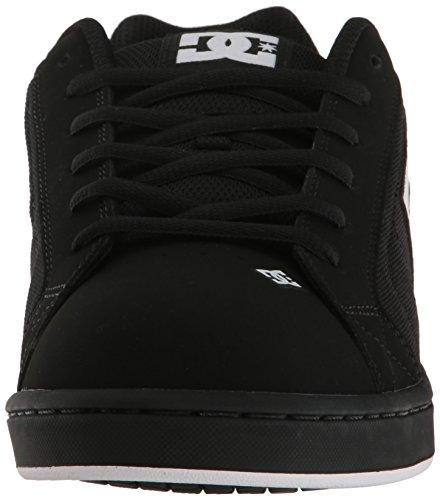 DC Shoes - Zapatillas de deporte para hombre Black