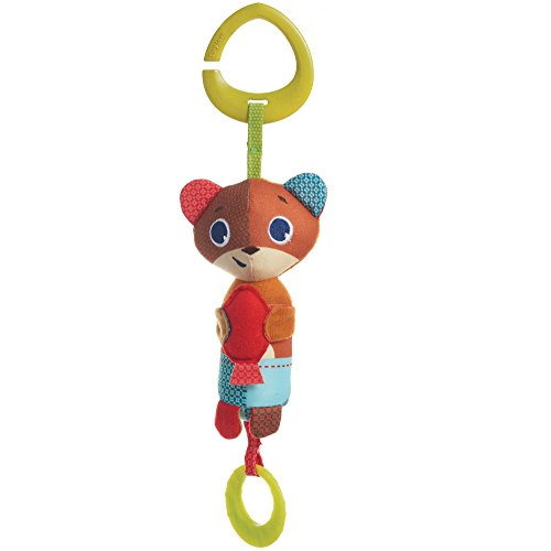 Tiny Love Isaac The Bear Wind Chime Toy, Meadow Days
