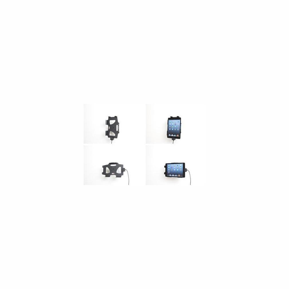 1 Pack Brodit 521521 Active Holder with cig-Plug for Apple iPad Mini