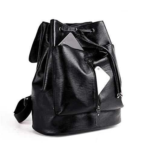 sac de Purple Double voyage d'école cuir sac femmes dos flèches dos femme sac dos en sacs pZPCngWp