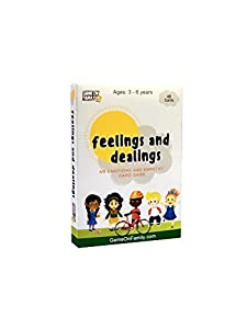 Feelings and Dealings: an Emotions and Empathy Card Game from Game On Family
