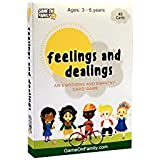 Feelings and Dealings: an Emotions and Empathy Card Game
