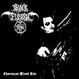 Black Funeral Choronzon Blood Rite (Cd)