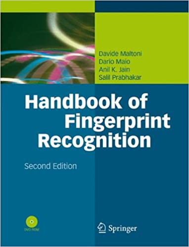 Handbook of Fingerprint Recognition: Davide Maltoni, Dario Maio