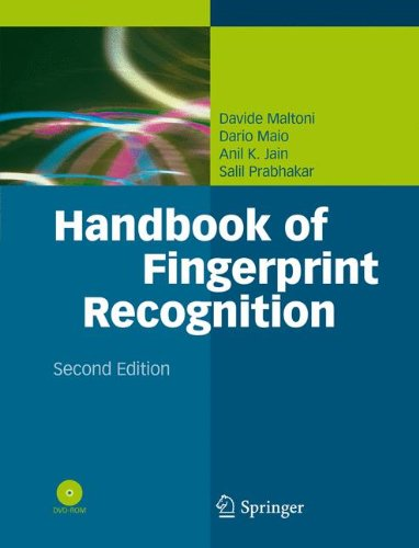 Handbook of Fingerprint Recognition Davide Maltoni