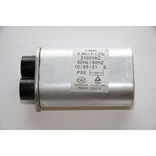 GE Capacitor 2100V/0.86 Mic WB27X10240