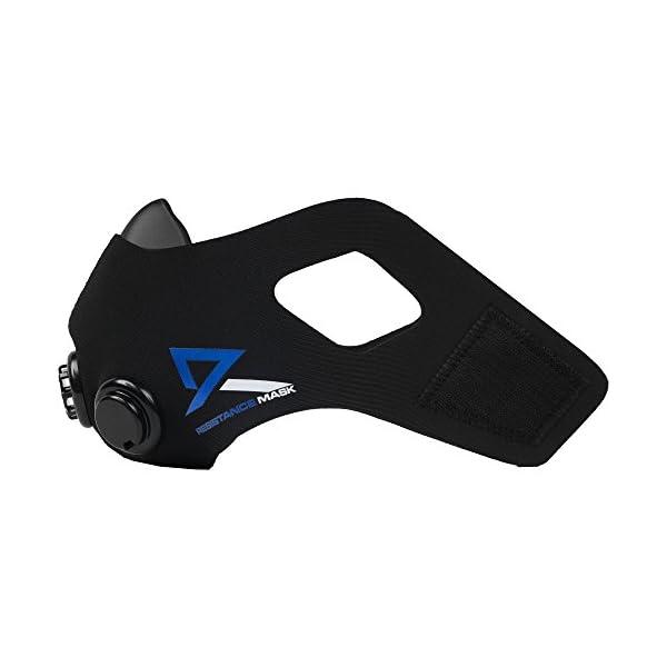 Training Mask Elevation Basic per allenamenti, running, sport, HIIT training [1anno di garanzia] 6 spesavip