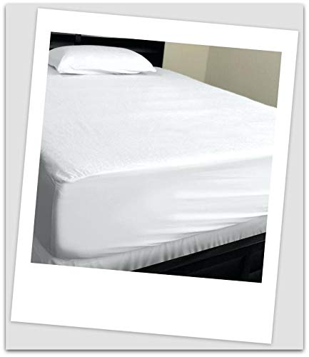 PLUSHY COMFORT White Queen Fitted Sheet in 100 Percent Egyptian Cotton, 1000 Thread Count, 21 Inch Deep Pocket by PLUSHY COMFORT