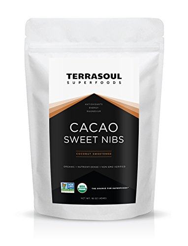 Terrasoul Superfoods Organic Sweet Ounces product image